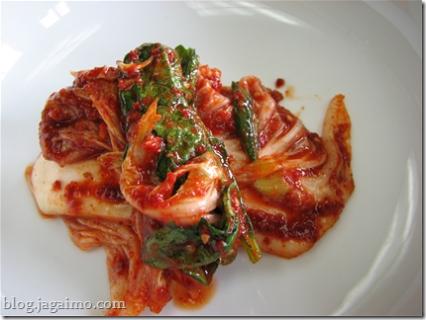 Kimchi (gimchi)