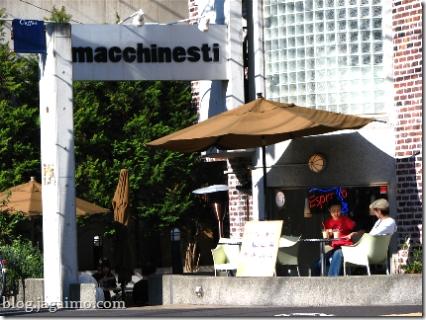 Macchinesti, Azabu-Juuban, Tokyo