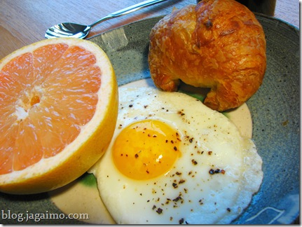 Sunday brunch with brix-tested grapefruit
