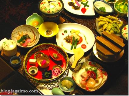 Hiromi's spread