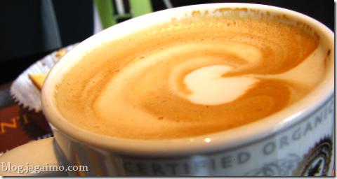 Kapae Latte, a cafe latte in Seoul