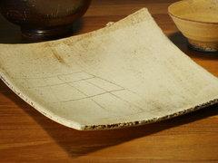 Akutsu Pasta Plate