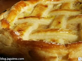 Apple pie by Hiromi