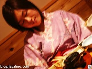 Hiromi sleepy