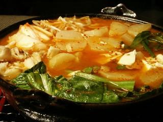 kimchi dubu Jjigae
